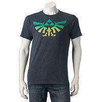 Men's Zelda Crest Tee
