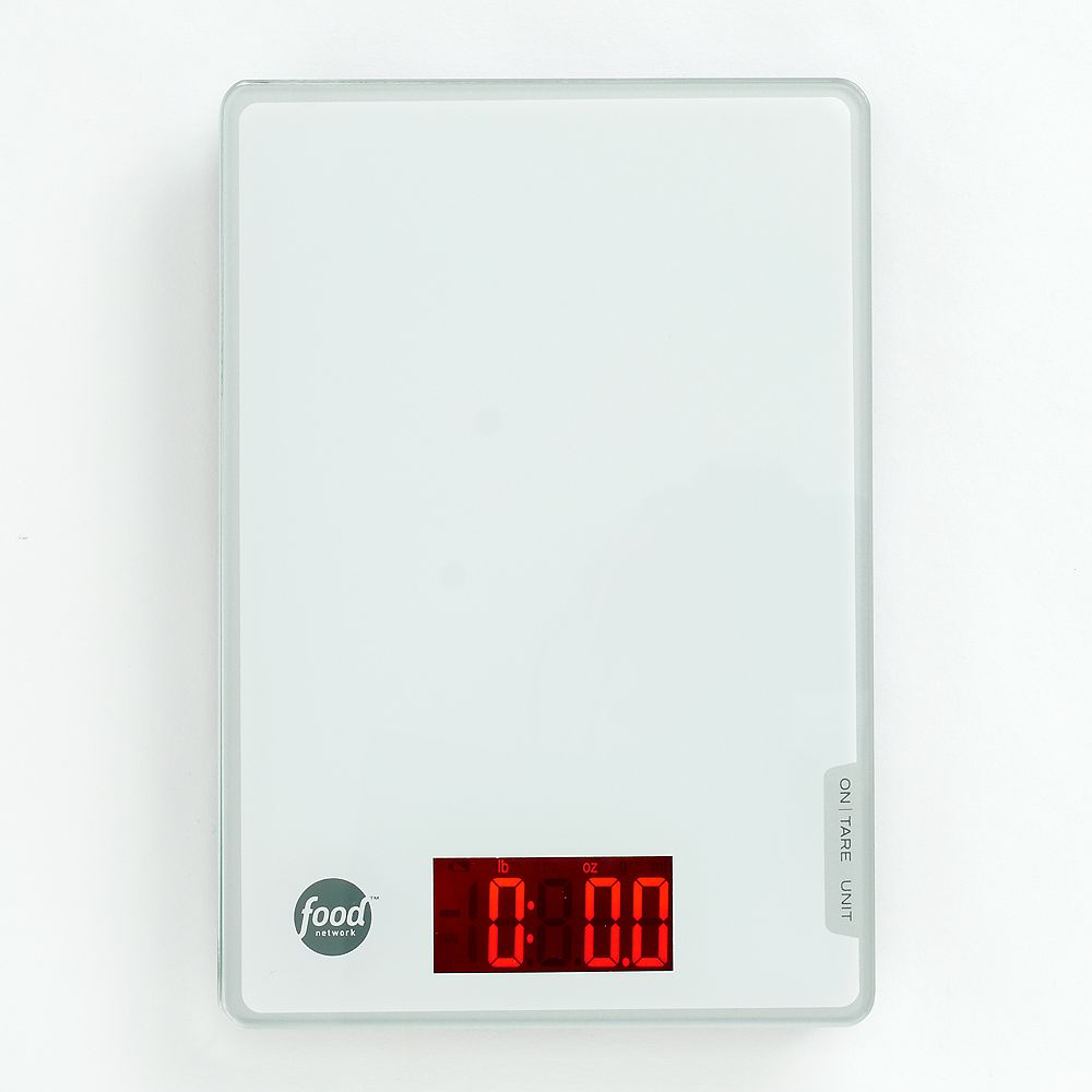 Food Network™ Digital Kitchen Scale