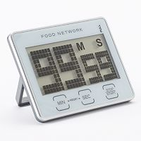 Food Network™ Digital Timer