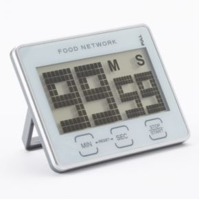 Food Network? Digital Timer