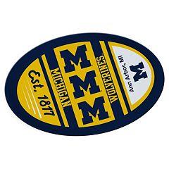 Michigan Wolverines Jumbo Game Day Magnet