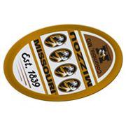 Missouri Tigers Jumbo Game Day Magnet