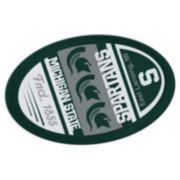 Michigan State Spartans Jumbo Game Day Magnet