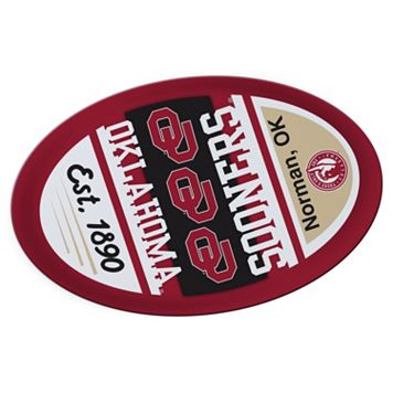 Oklahoma Sooners Jumbo Game Day Magnet