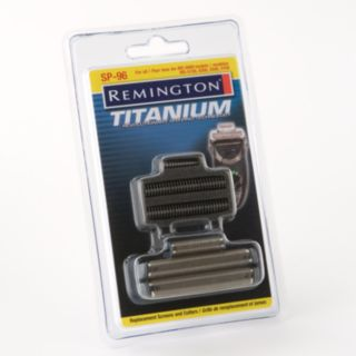 Remington Titanium SP-96 Shaver Replacement Screens and Cutters