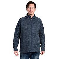 Men's Stanley Classic-Fit Sweater-Fleece Jacket