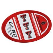 Texas Tech Red Raiders Jumbo Game Day Magnet