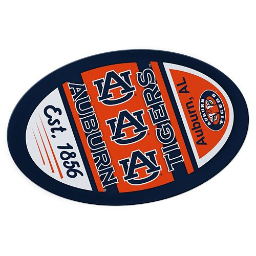 Auburn Tigers Jumbo Game Day Peel & Stick Decal
