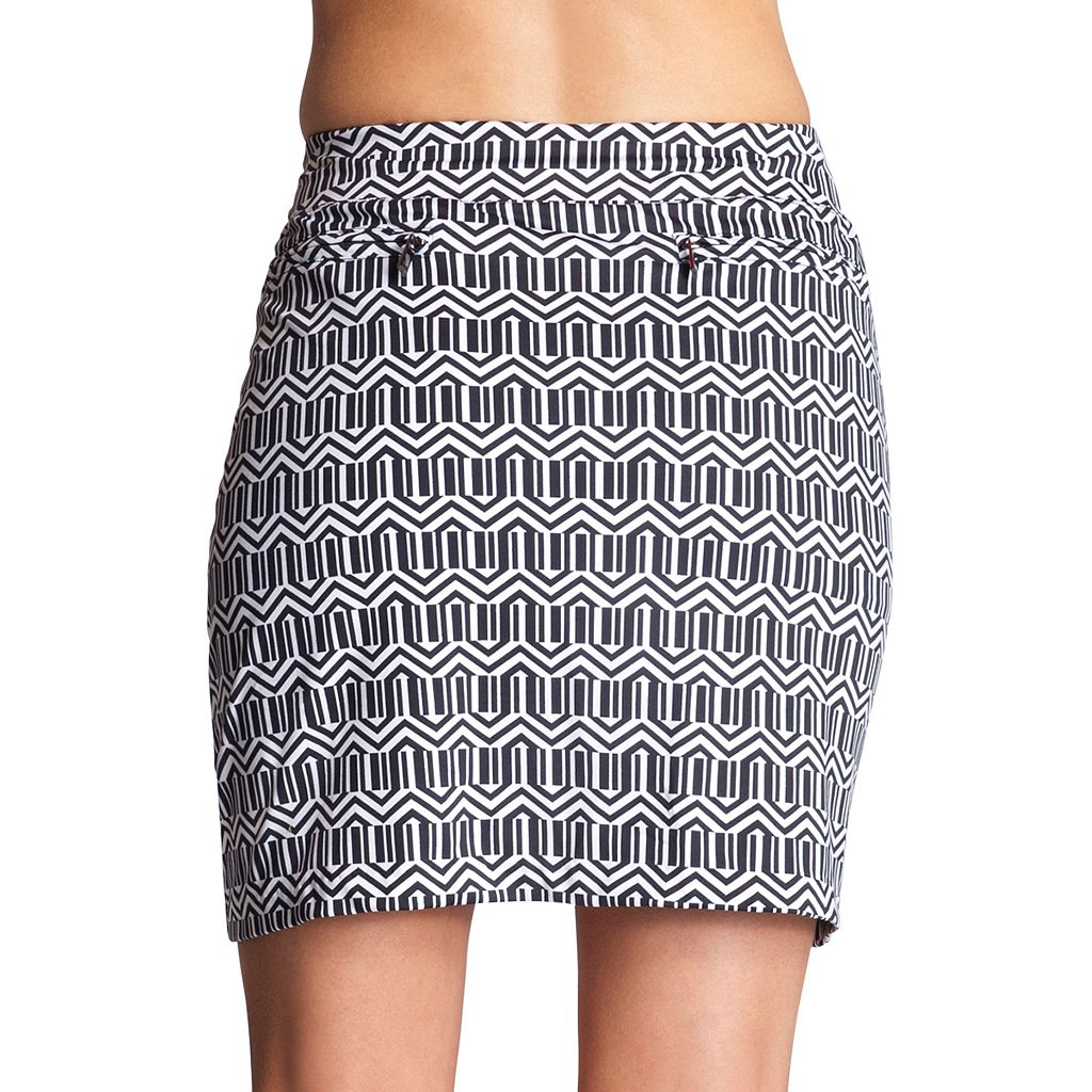 Women's Tail Dolce Vita September Chevron Stripe Golf Skort