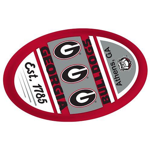 Georgia Bulldogs Jumbo Game Day Peel & Stick Decal