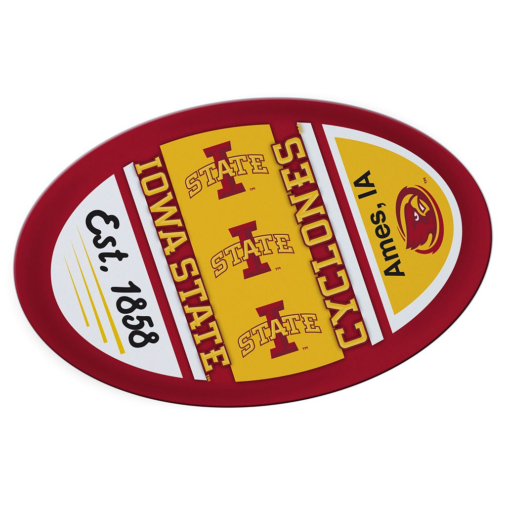 Iowa State Cyclones Jumbo Game Day Peel & Stick Decal