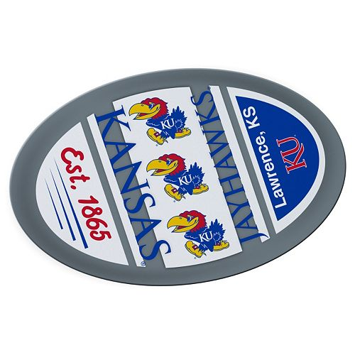 Kansas Jayhawks Jumbo Game Day Peel & Stick Decal