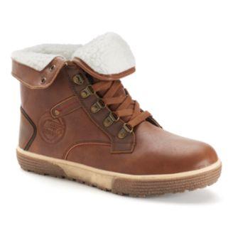 Superfit Ed Men's Waterproof Winter Boots