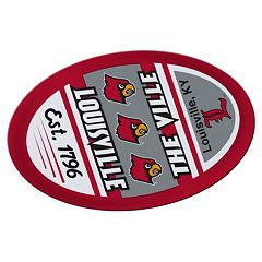 Louisville Cardinals Jumbo Game Day Peel & Stick Decal