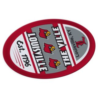 Louisville Cardinals Jumbo Game Day Peel & Stick Decal