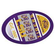 LSU Tigers Jumbo Game Day Peel & Stick Decal