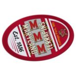 Maryland Terrapins Jumbo Game Day Peel & Stick Decal