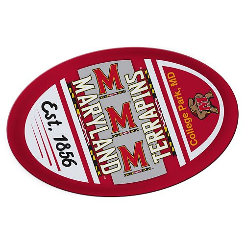 Maryland Terrapins Jumbo Game Day Peel & Stick Decal