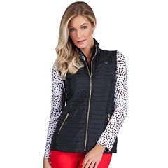 Women's Tail Lee Full-Zip Quilted Golf Vest