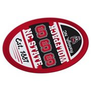 North Carolina State Wolfpack Jumbo Game Day Peel & Stick Decal
