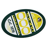 Oregon Ducks Jumbo Game Day Peel & Stick Decal