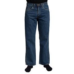 Men's Stanley Classic-Fit 5-Pocket Denim Jeans