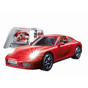 Playmobil Porch 911 Carrera S Playset - 3911