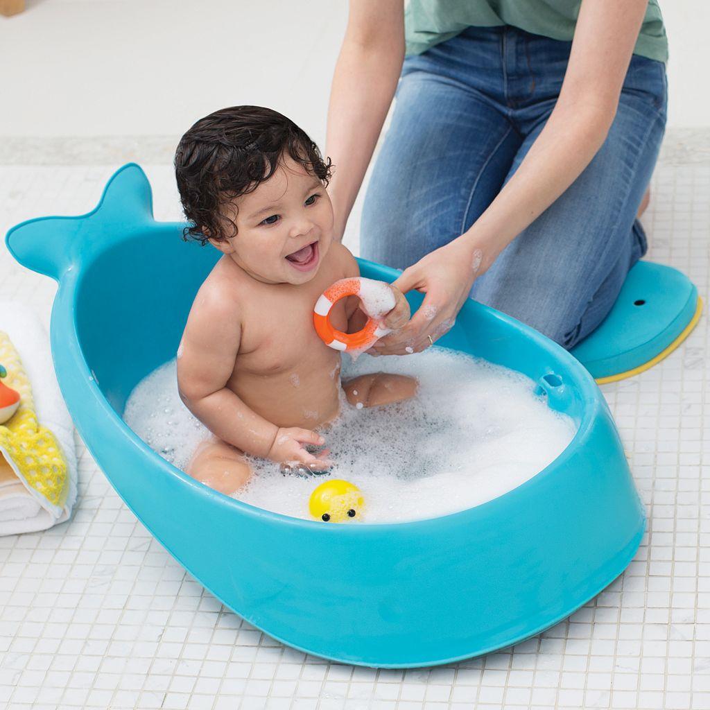 Skip Hop Moby Smart Sling 3-Stage Bath Tub