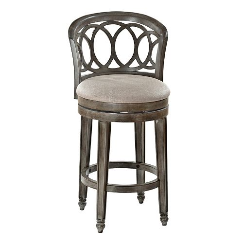 Hillsdale Furniture Adelyn Swivel Counter Stool