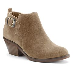 Womens SONOMA Goods for Life Ankle Boots - Shoes | Kohl's