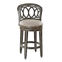 Hillsdale Furniture Adelyn Swivel Bar Stool
