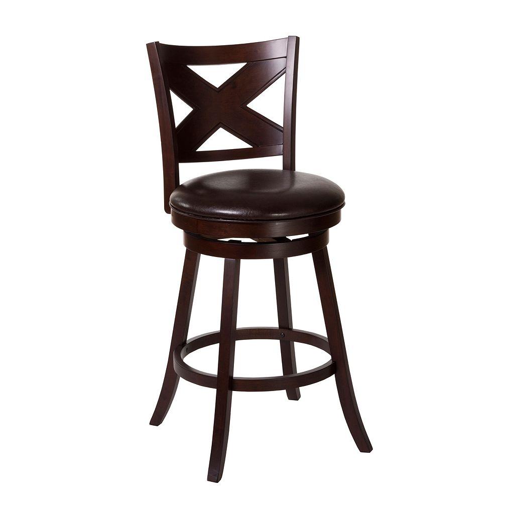 Hillsdale Furniture Ashbrook Swivel Bar Stool