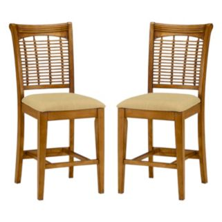 Hillsdale Furniture Bayberry Counter Stool 2-piece Set