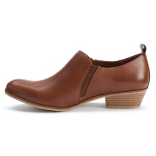 SONOMA Goods for Life™ Rue Women's Leather Ankle Boots
