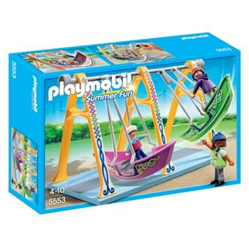 Playmobil Boat Swings Playset - 5553