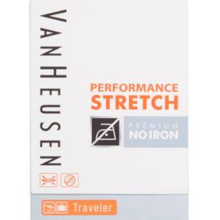 Men's Van Heusen Traveler Stretch Classic-Fit No-Iron Button-Down Shirt