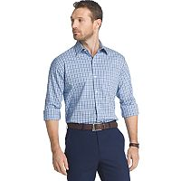 Men's Van Heusen Traveler Stretch Classic-Fit No-Iron Button-Down Shirt