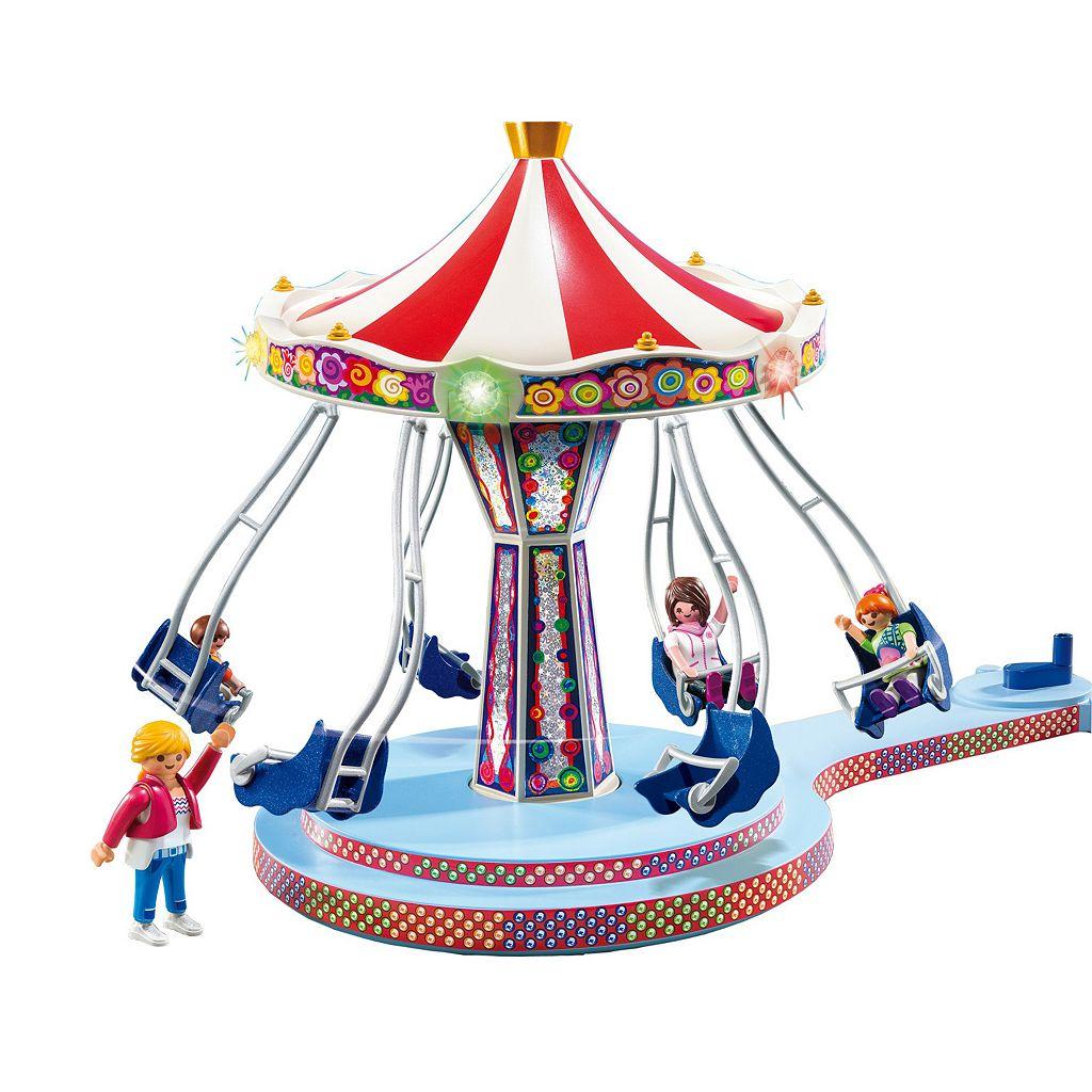 Playmobil Flying Swings Playset - 5548