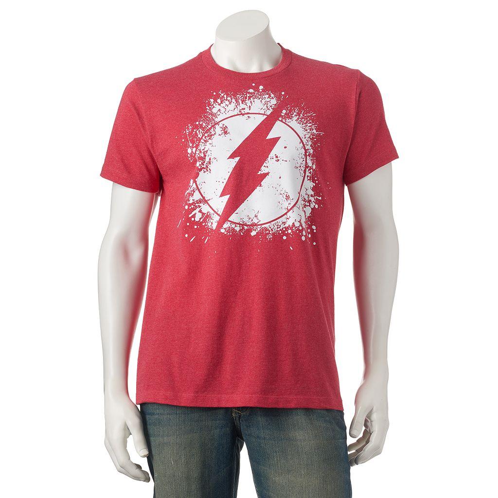 Men's DC Comics The Flash Tee