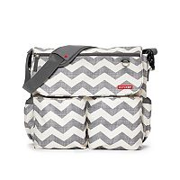 Skip Hop Dash Signature Diaper Bag