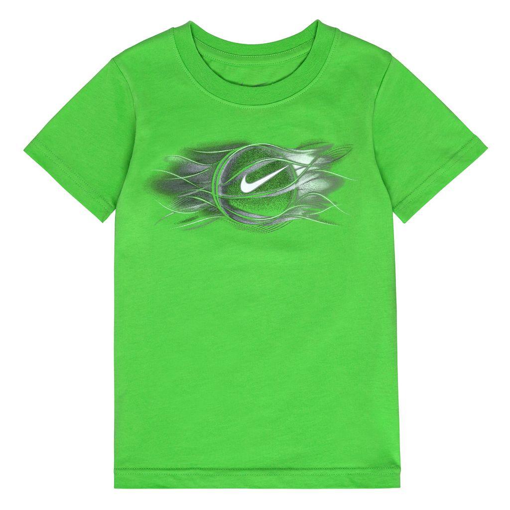 Boys 4-7 Nike Ball Graphic Tee