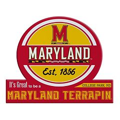 Maryland Terrapins Jumbo Tailgate Magnet