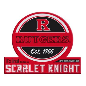 Rutgers Scarlet Knights Jumbo Tailgate Magnet