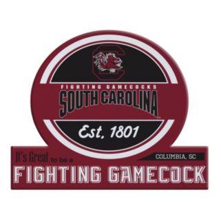 South Carolina Gamecocks Jumbo Tailgate Magnet
