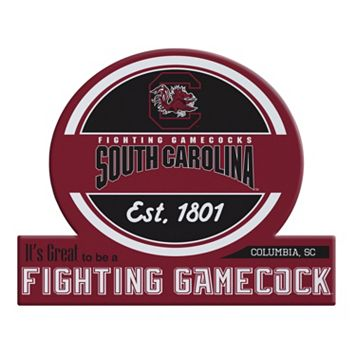 South Carolina Gamecocks Jumbo Tailgate Magnet