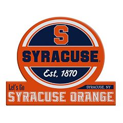 Syracuse Orange Jumbo Tailgate Magnet
