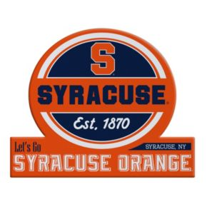 Syracuse Orange Jumbo Tailgate Magnet