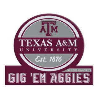 Texas A&M Aggies Jumbo Tailgate Magnet