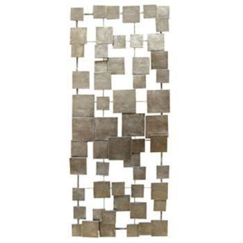 Stratton Home Decor Geometric Tiles Wall Art