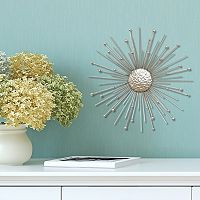 Stratton Home Decor Burst Wall Art